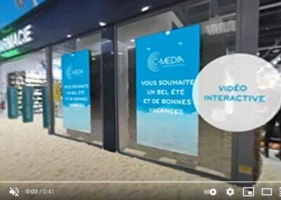 Vidéo interactive