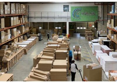 Site de production de Stains