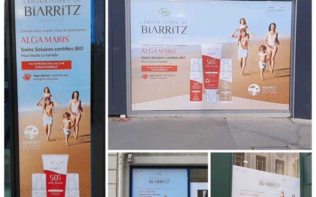 Une très belle campagne desLaboratoires de Biarritz
